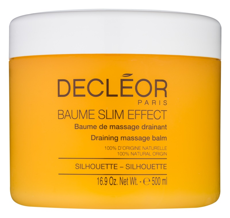 Decléor Slim Effect Draining Massage Balm With Essential Oils