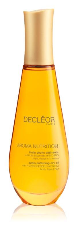 Decléor Aroma Nutrition ulei uscat nutritiv pentru față, corp și păr