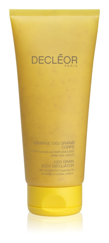 Decléor Essential Care exfoliant corp