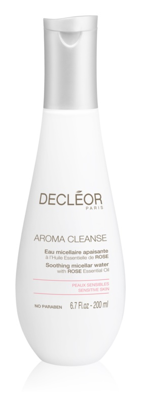 Decléor Aroma Cleanse micelární voda bez parabenů