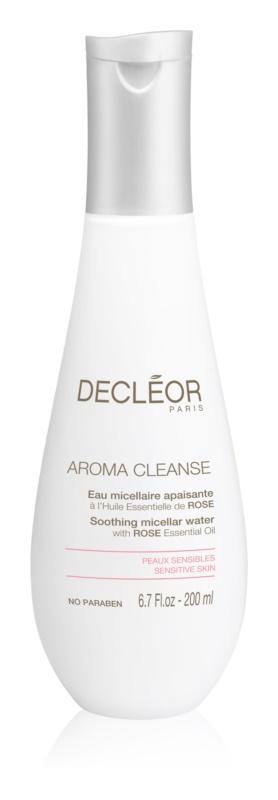 Decléor Aroma Cleanse micelláris víz parabénmentes