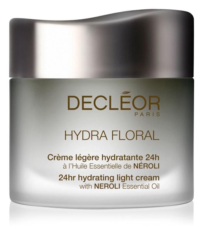 Decléor Hydra Floral Hydraterende Crème voor Normale tot Gemengde Huid