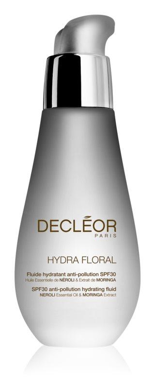 Decléor Hydra Floral feuchtigkeitsspendendes Schutzserum SPF 30