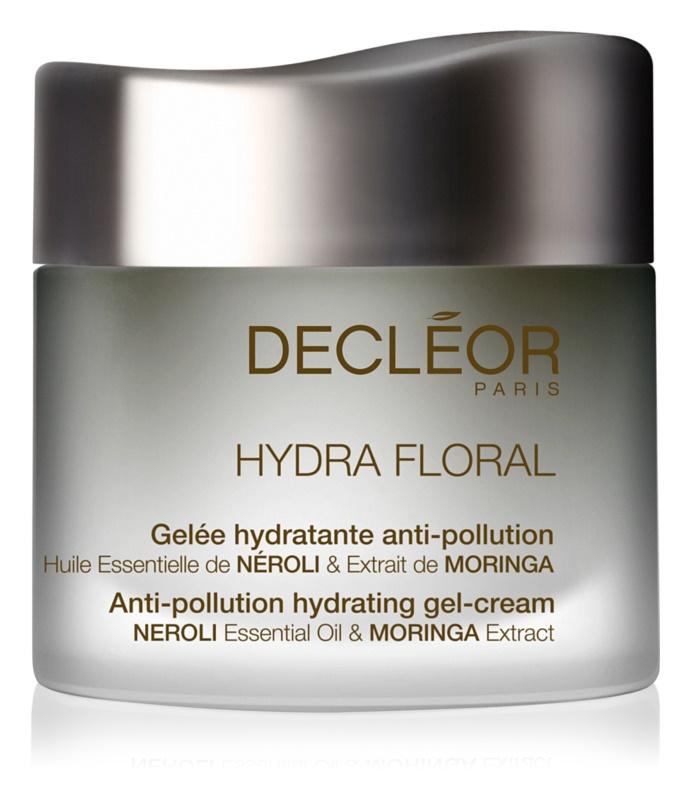Decléor Hydra Floral feuchtigkeitsspendende Gel-Creme