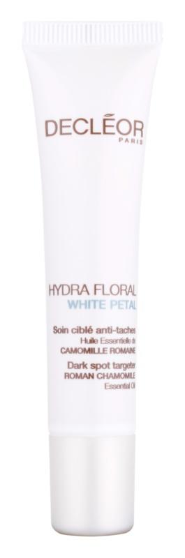 Decléor Hydra Floral White Petal lokální péče pro redukci pigmentových skvrn