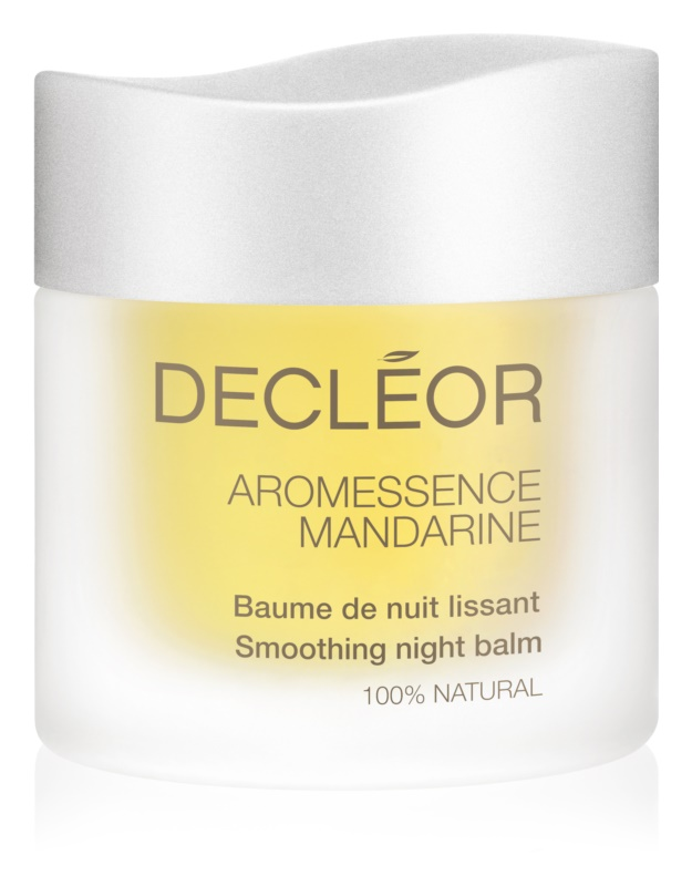 Decléor Aromessence Mandarine Smoothing Night Balm With Mandarin