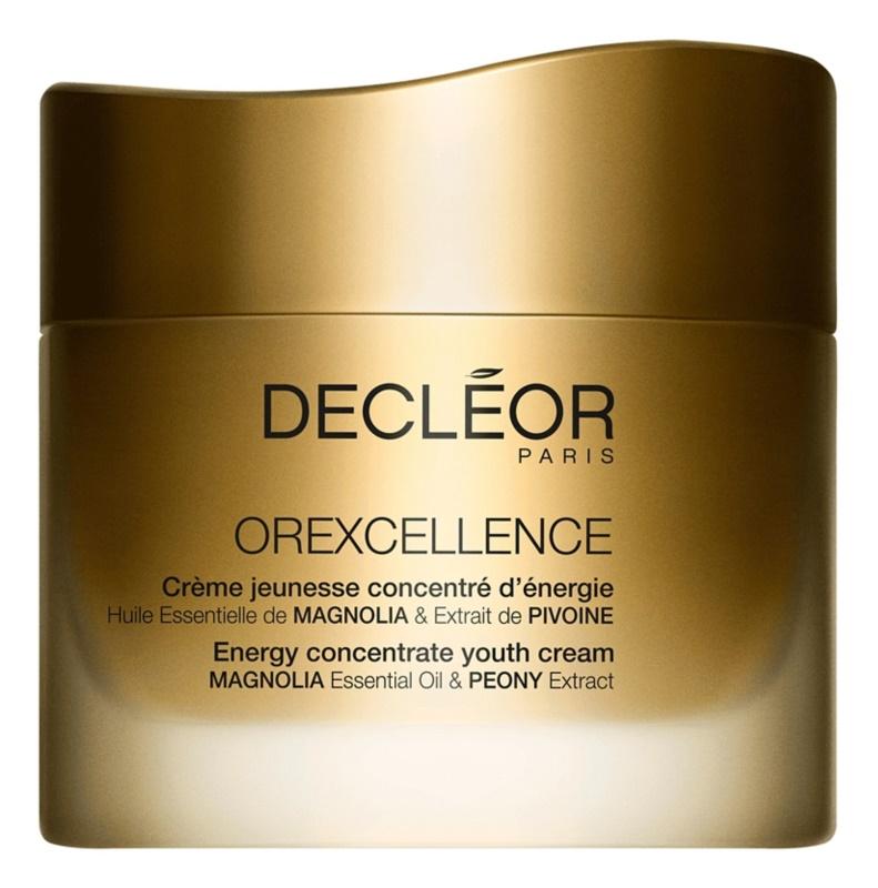 Decléor Orexcellence geconcentreerde verjongende energieschenkende crème