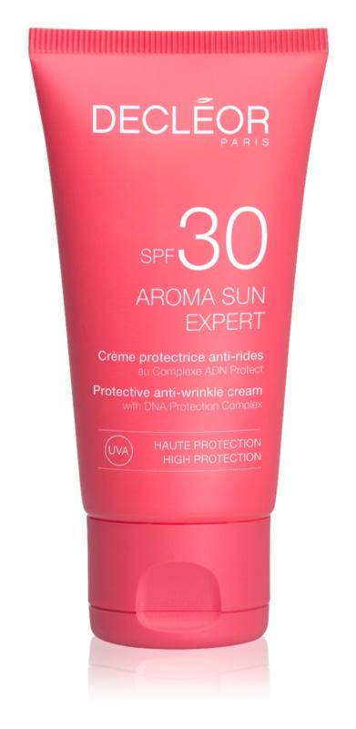 Decléor Aroma Sun Expert охоронний крем для засмаги SPF 30