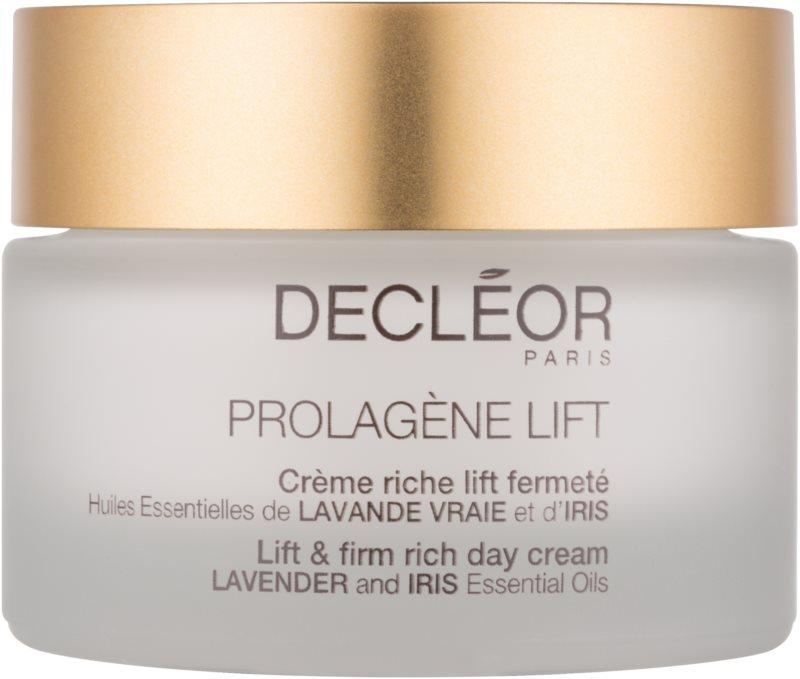 Decléor Prolagène Lift vyhlazující a zpevňující výživný denní krém