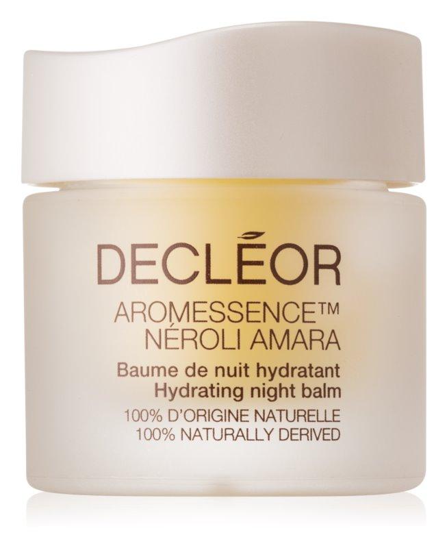 Decléor Hydra Floral Aromassence Neroli Amara noćni hidratantni balzam za intenzivnu obnovu lica s esencijalnim uljem