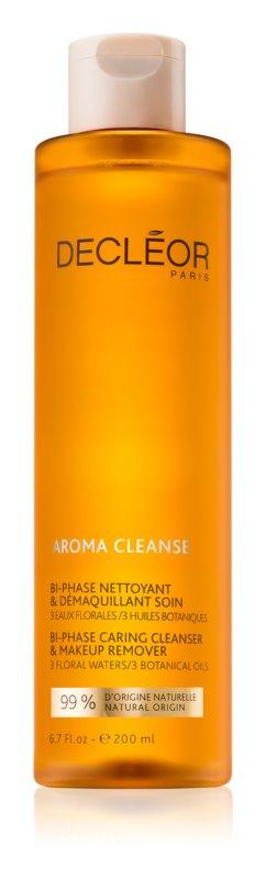Decléor Aroma Cleanse dvojfázový odličovač na tvár a oči