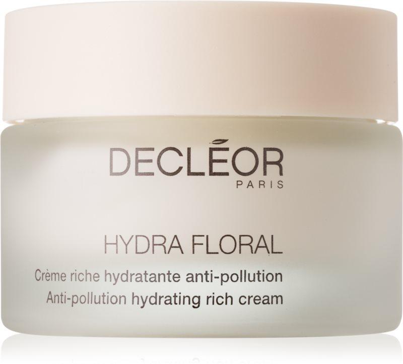 Decléor Hydra Floral Rijke Hydraterende Crème voor Droge Huid