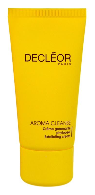 Decléor Aroma Cleanse peelingový krém pro všechny typy pleti