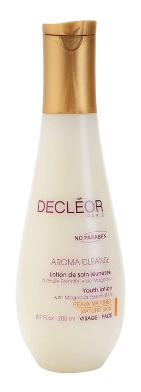 Decléor Aroma Cleanse pleťová voda pre zrelú pleť