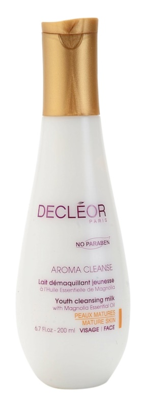 Decléor Aroma Cleanse čistiace mlieko pre zrelú pleť