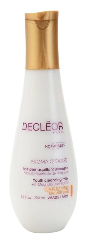 Decléor Aroma Cleanse tisztító tej érett bőrre
