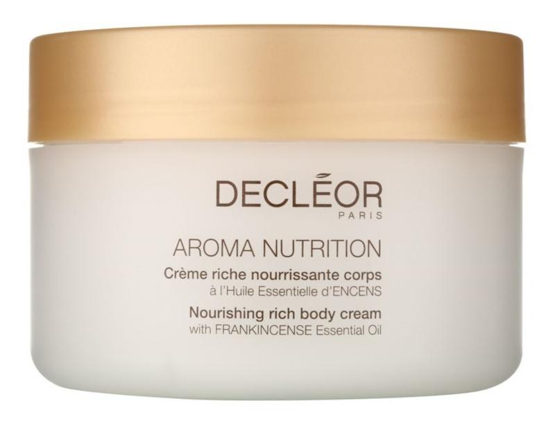 Decléor Aroma Nutrition crema intens hranitoare pentru corp