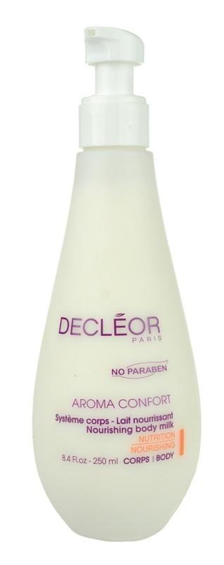 Decléor Aroma Confort telové mlieko pre suchú pokožku