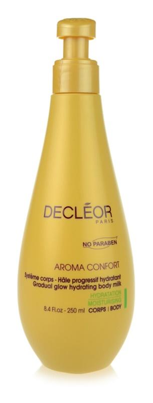 Decléor Aroma Confort samoopaľovacie telové mlieko