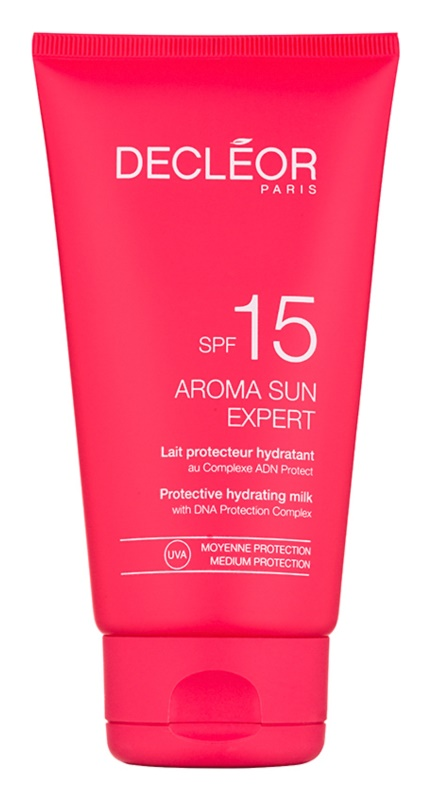 Decléor Aroma Sun Expert leite after sun hidratante  SPF 15