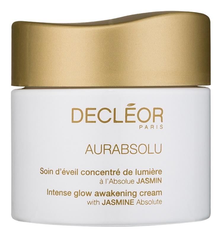 Decléor Aurabsolu aufhellende Tagescreme für müde Haut