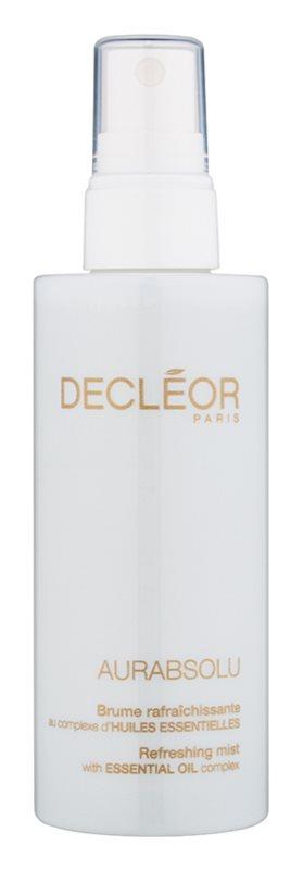 Decléor Aurabsolu erfrischendes Spray mit ätherischen Öl