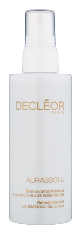 Decléor Aurabsolu osviežujúci sprej s esenciálnymi olejmi