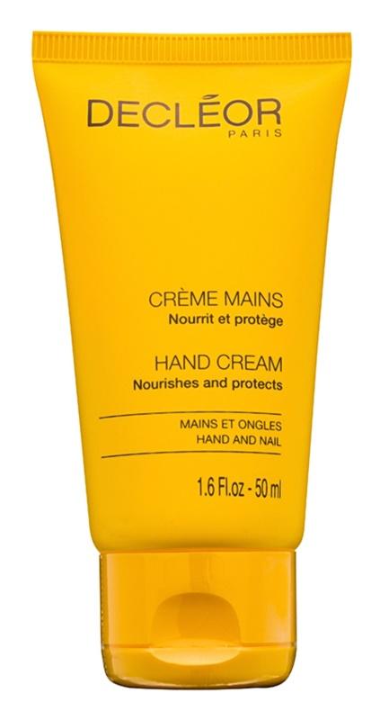 Decléor Hand & Nail Care creme de mãos nutrição e hidratação
