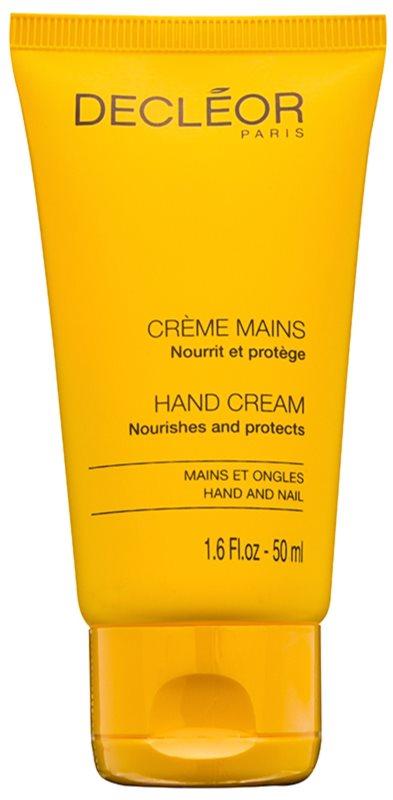 Decléor Hand & Nail Care Handcreme zum nähren und Feuchtigkeit spenden