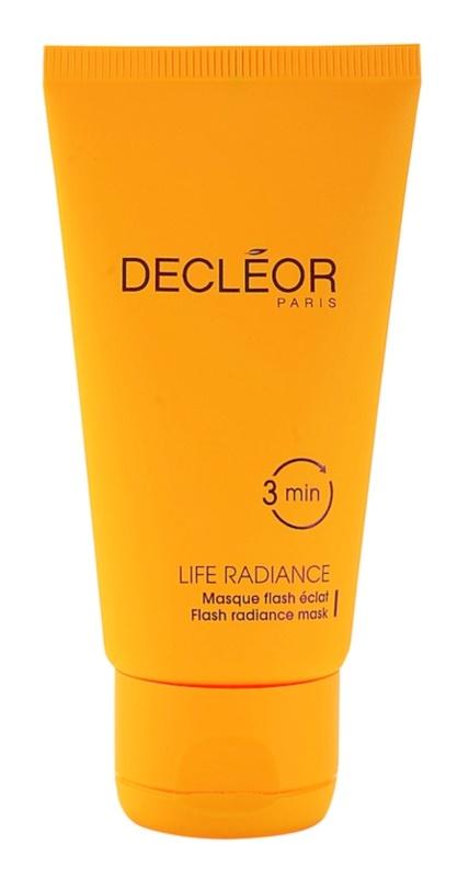 Decléor Life Radiance rozjasňujúca maska pre všetky typy pleti