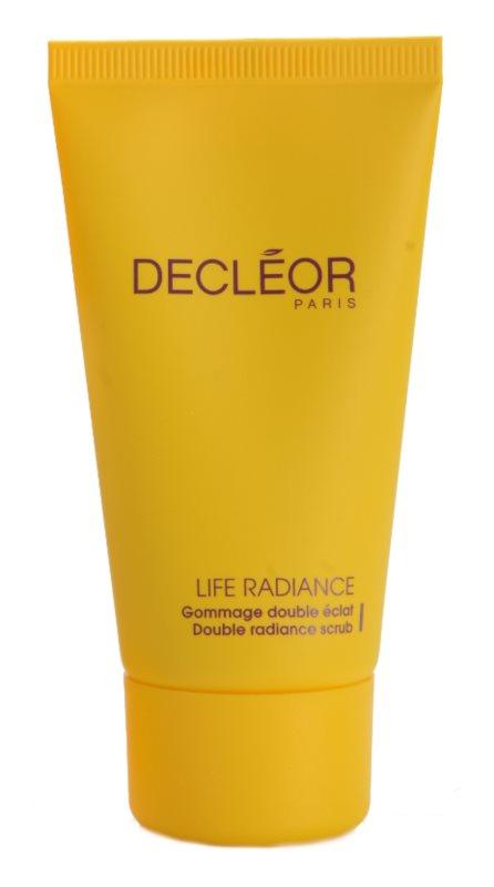 Decléor Life Radiance peeling pentru o piele mai luminoasa