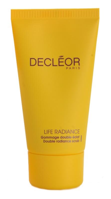 Decléor Life Radiance peeling pro rozjasnění pleti