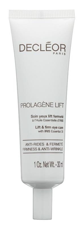 Decléor Prolagène Lift ujędrniający krem wygładzający do okolic oczu