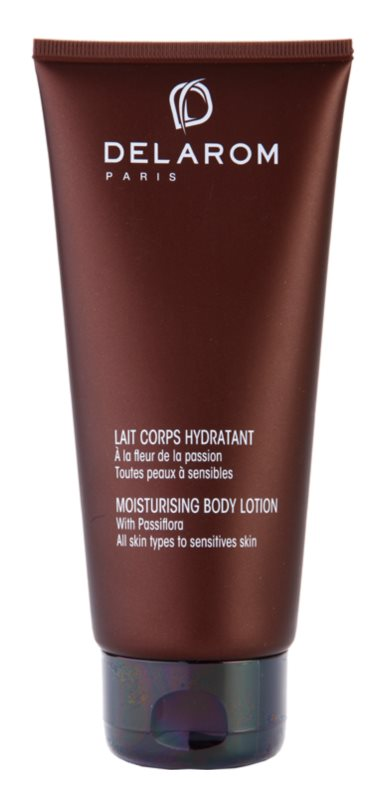 Delarom Body Care Body Passiflora Lotion