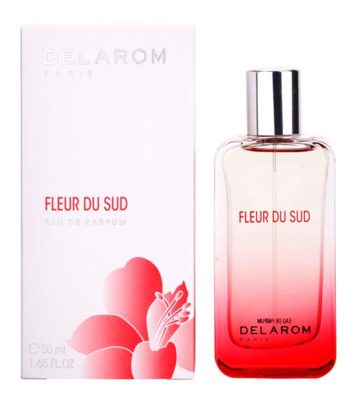 Delarom Fleur Du Sud Eau de Parfum für Damen 50 ml