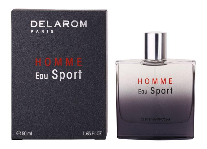 Delarom Homme Eau Sport parfumska voda za moške 50 ml