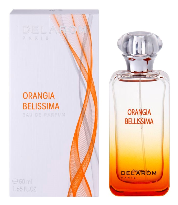 Delarom Orangia Belissima Eau de Parfum for Women 50 ml