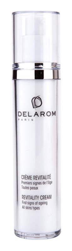 Delarom Revitalizing crème revitalisante anti-premiers signes du vieillissement de la peau