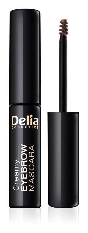 Delia Cosmetics Eyebrow Expert maskara za obrvi