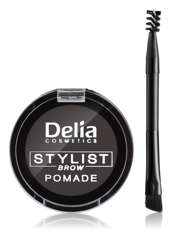 Delia Cosmetics Eyebrow Expert помадка для брів