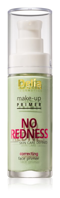 Delia Cosmetics Skin Care Defined No Redness podkladová báza proti začervenaniu