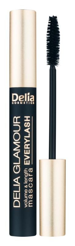 Delia Cosmetics Glamour rimel pentru volum, alungire si separarea genelor