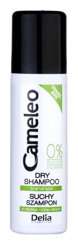 Delia Cosmetics Cameleo Dry Shampoo with Volume Effect