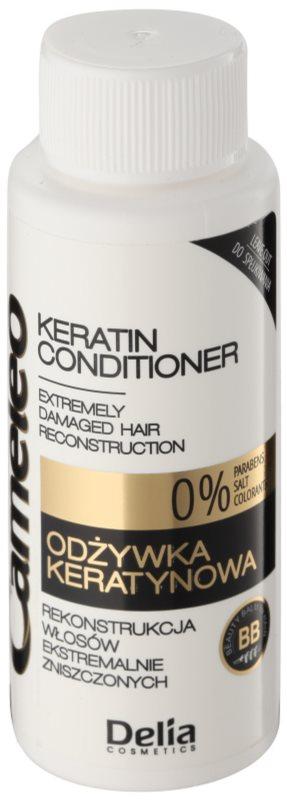 Delia Cosmetics Cameleo BB Conditioner mit Keratin für beschädigtes Haar