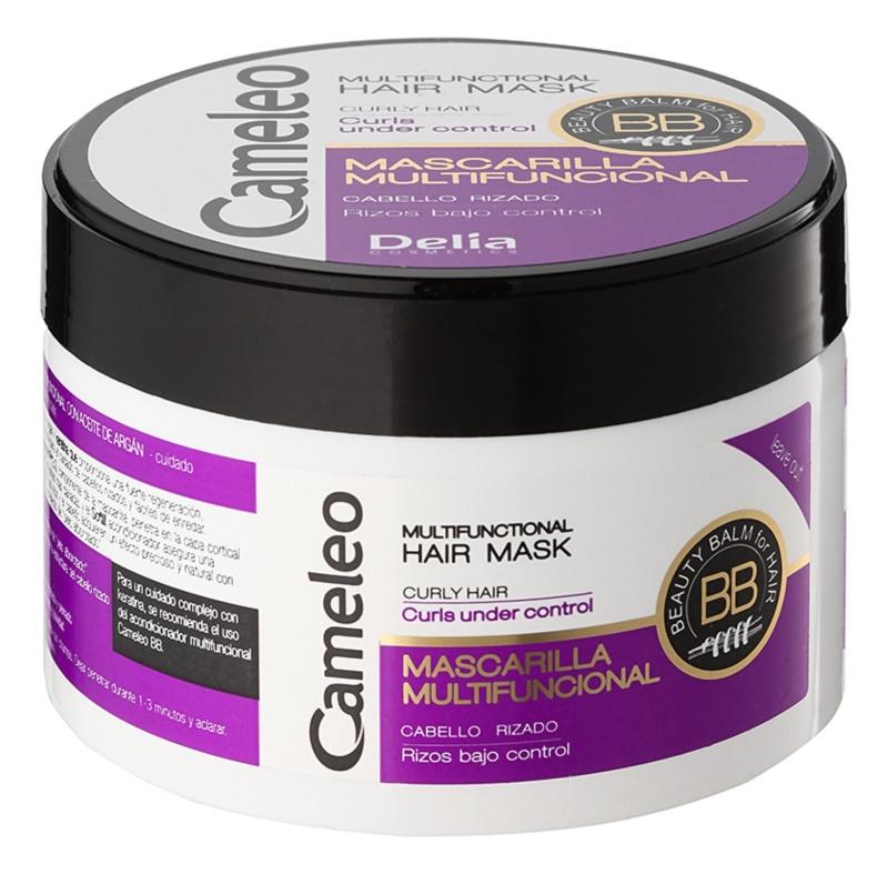 Delia Cosmetics Cameleo BB Multifunktions-Maske für welliges Haar
