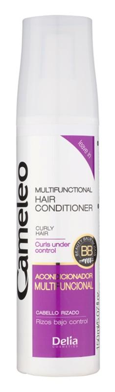Delia Cosmetics Cameleo BB multifunkčný kondicionér v spreji pre vlnité vlasy