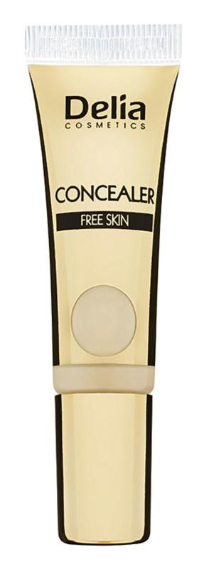 Delia Cosmetics Concealer corector impotriva cearcanelor si ochilor umflati