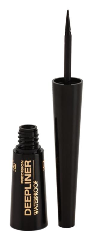 Delia Cosmetics Deepliner Liquid Eyeliner Waterproof