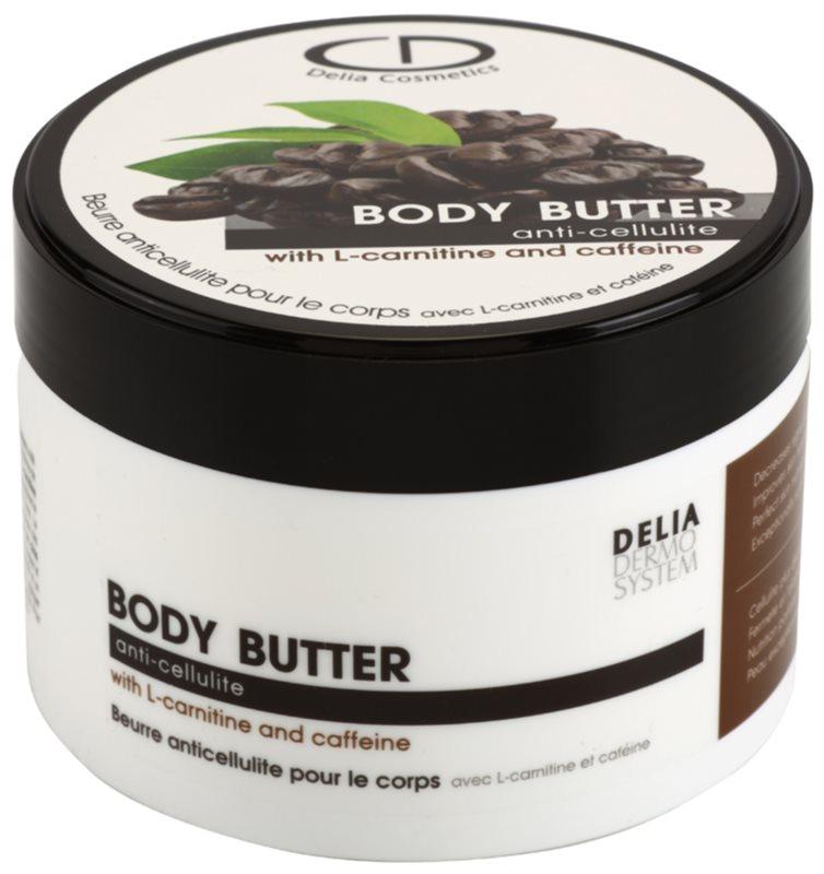 Delia Cosmetics Dermo System Body Butter  tegen Cellulite