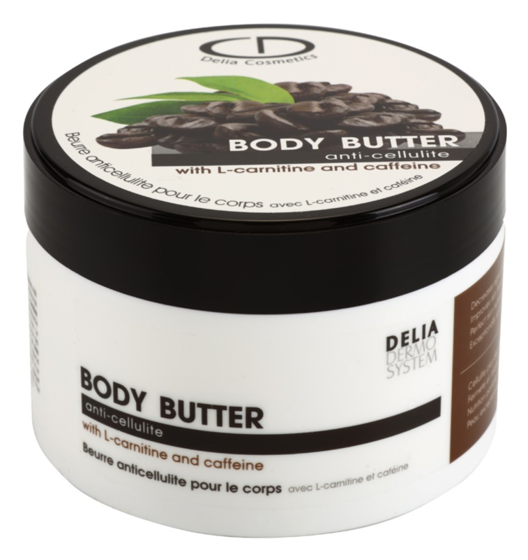 Delia Cosmetics Dermo System Körperbutter gegen Zellulitis